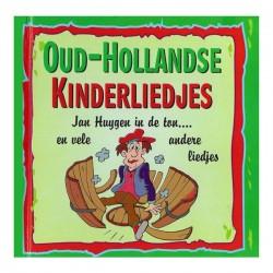 Oud-Hollands liedjesboekje - Groen