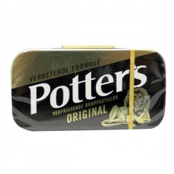 Potter's Original Blikje 12 Gram