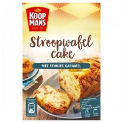 Koopmans Mix voor Stroopwafel cake
