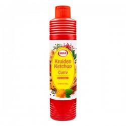 Hela Curry kruiden Ketchup 800 ml